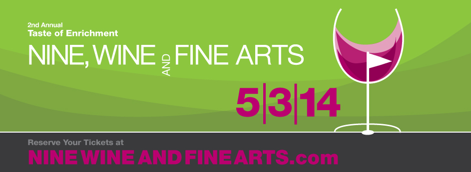 Nine, Wine and Fine Arts